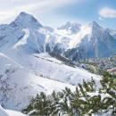 Les 2 Alpes, scintillante d'inverno…seducente d'estate