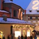 Un Natale di luce e cristalli, Hall-Swarovski-Wattens (Austria)