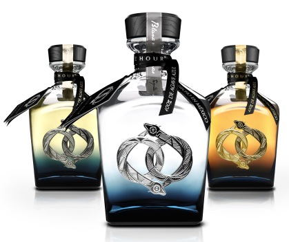 tequila la Hora Bio da agave blu