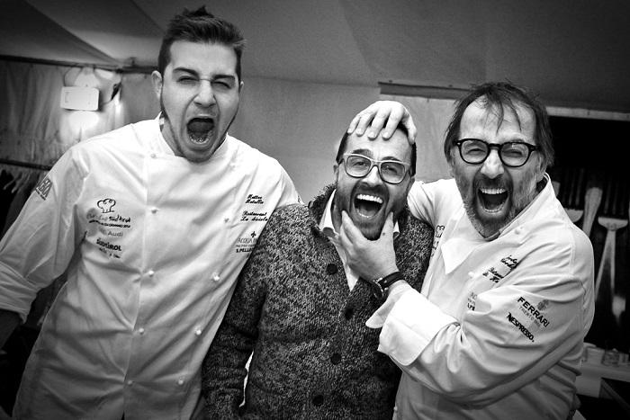 Audi Chef's Cup Südtirol 2015