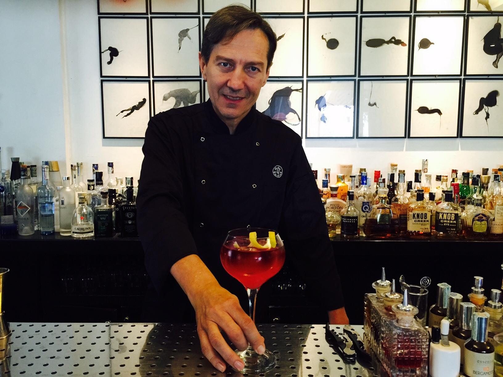 E' nato il cocktail dedicato a Donizetti