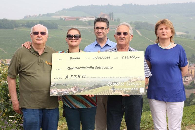 """""""Incanto del Barolo"""" per un'asta benefica a favore dell'Ospedale di Asti"""