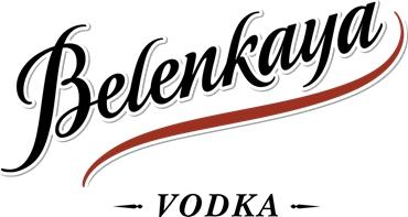 Vodka russa Belenkaya