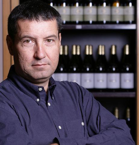 L'enologo Roberto Potentini
