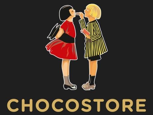 Insegna negozi Chocostore