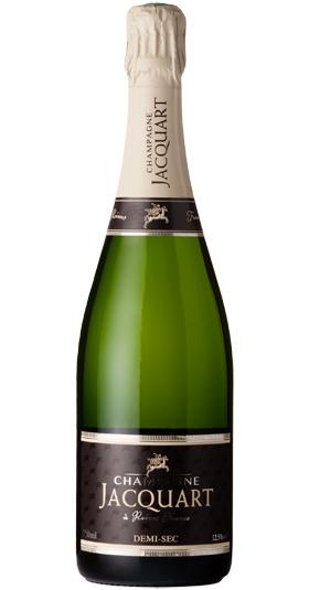 Lo Champagne Jacquart inserisce la tipologia Demi-Sec