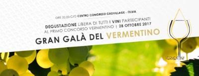 1° concorso nazionale del Vermentino, una conferenza a Monti