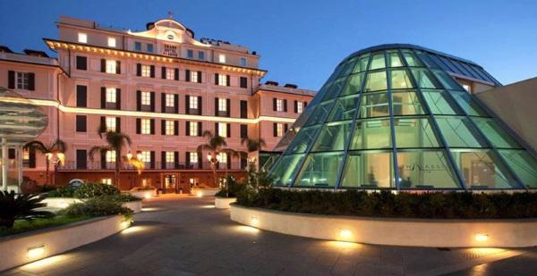 Al Grand Hotel Alassio Resort & SPA grande è l'attenzione al benessere