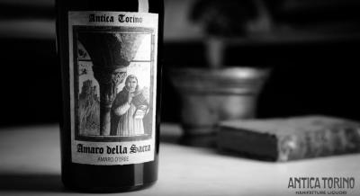 Un nuovo prodotto per l'Azienda Antica Torino: l'Amaro della Sacra