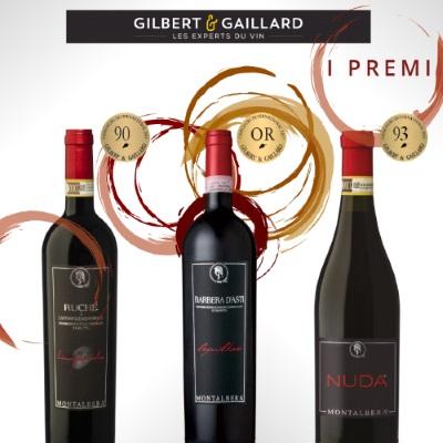 Gilbert & Gaillard conferma il primato per i vini Montalbera