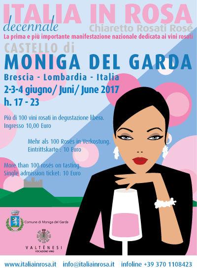 """Decima edizione da record per """"Italia in Rosa"""""""
