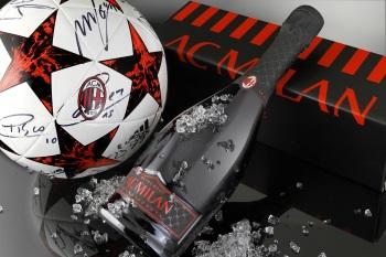 Per la terza stagione consecutiva AC Milan sceglie Franciacorta La Montina