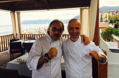 "The Starring Nights al Grand Hotel Alassio: le ""stelle"" in cucina!"