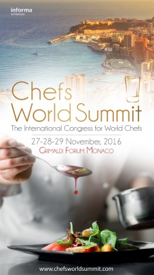 Summit Chef World fa ingolosire Monte Carlo