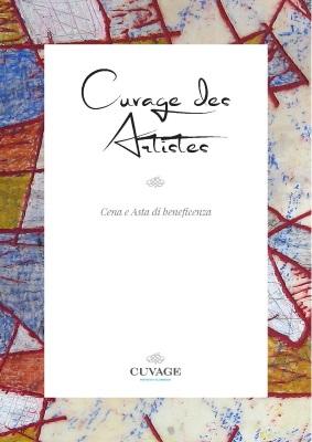 Cuvage Des Artistes: serata solidale con cena stellata e asta di beneficenza a La Ciau Del Tornavento