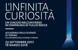 7 chef stellati per la mostra torinese su Tullio Regge e l'Infinito.