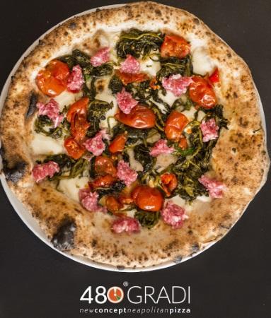 480 Gradi: la nuova generazione della pizza