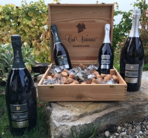 I vini Col Vetoraz per auguri di eccellenza