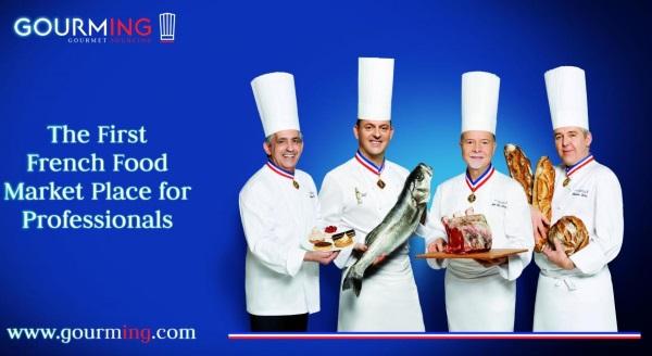 Tutta la gastronomia d'eccellenza francese a portata di clic con Gourming
