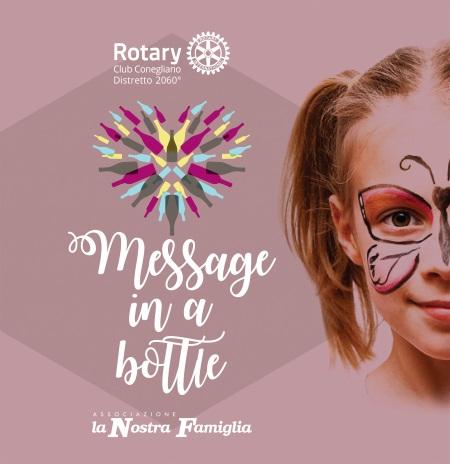 Il Rotary Club di Conegliano protagonista di un gesto concreto di amore e civiltà