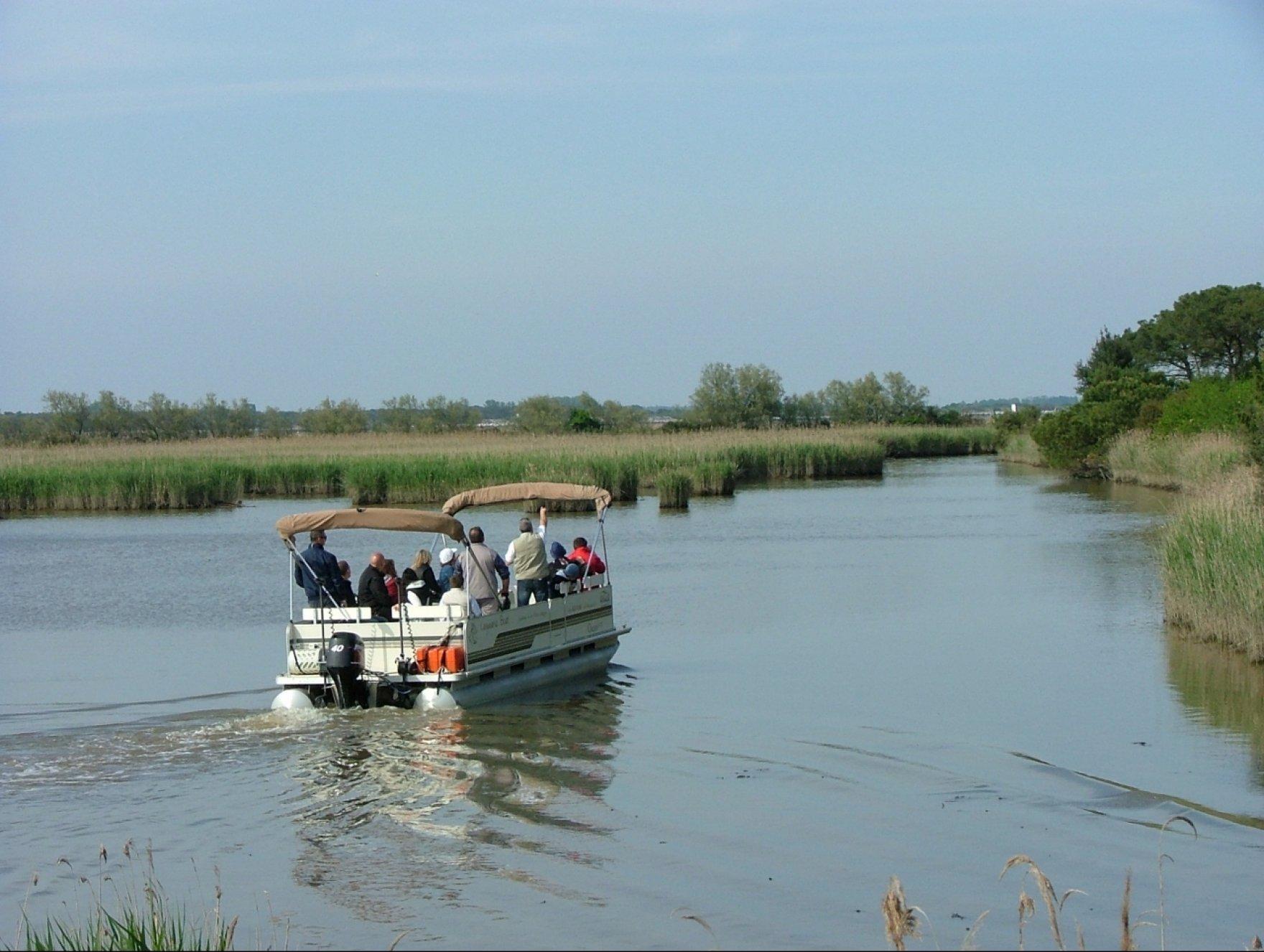 Isaholidays i villaggi nel delta del po veneto, per una vacanza a 5 stelle nelle Everglades d'Italia