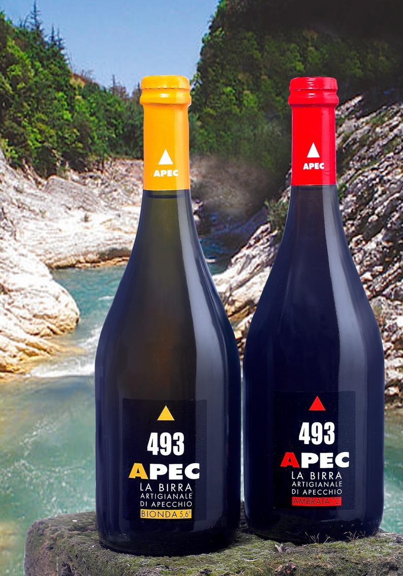 Rinaldi presenta la birra artigianale APEC