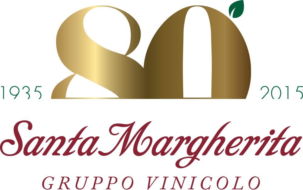 logo speciale che dal 1° gennaio campeggia in tutta la comunicazione di Santa Margherita Gruppo Vinicolo