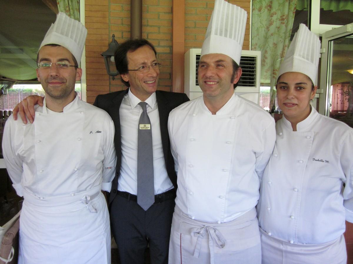 Sartori's Hotel di Lavis (Tn) nuovo socio di Ristoranti Regionali – Cucina DOC