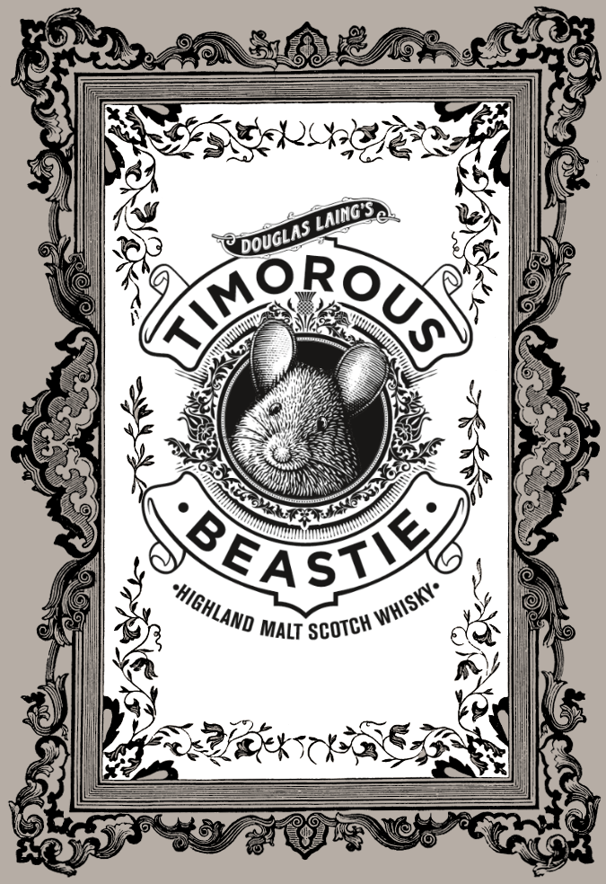 Douglas Laing lancia il suo nuovo Timorous Beastie