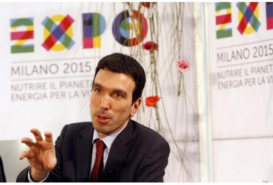 Padiglione del vino Italiano a Expo 2015