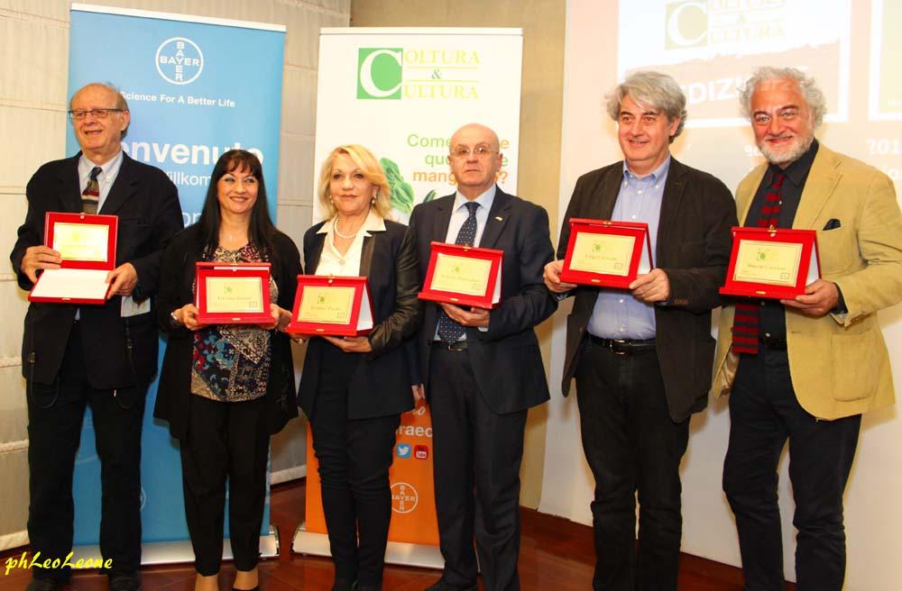 Premio Giornalistico Coltura & Cultura 2016