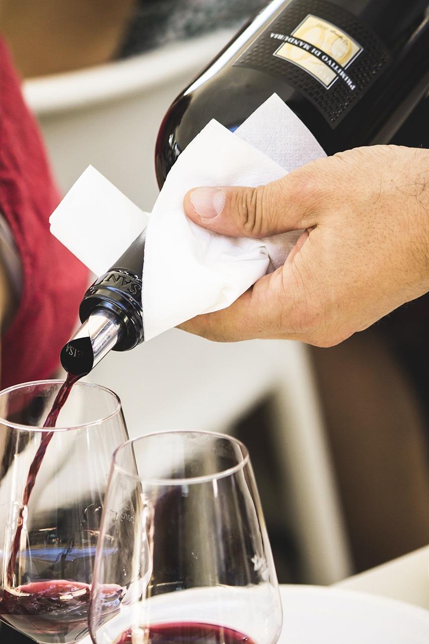 Enorme successo per la quarta edizione del progetto vino di Collisioni