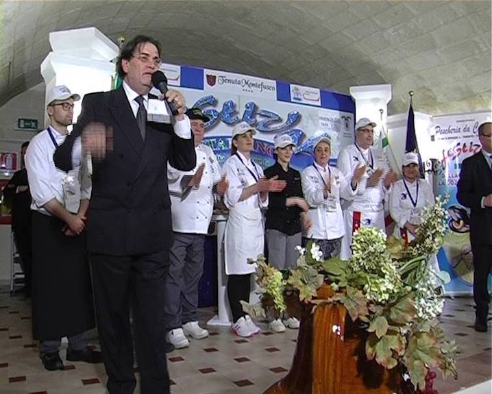 Il Festival della cucina con la cozza tarantina, varca il confine e sbarca in Germania a Monaco di Baviera