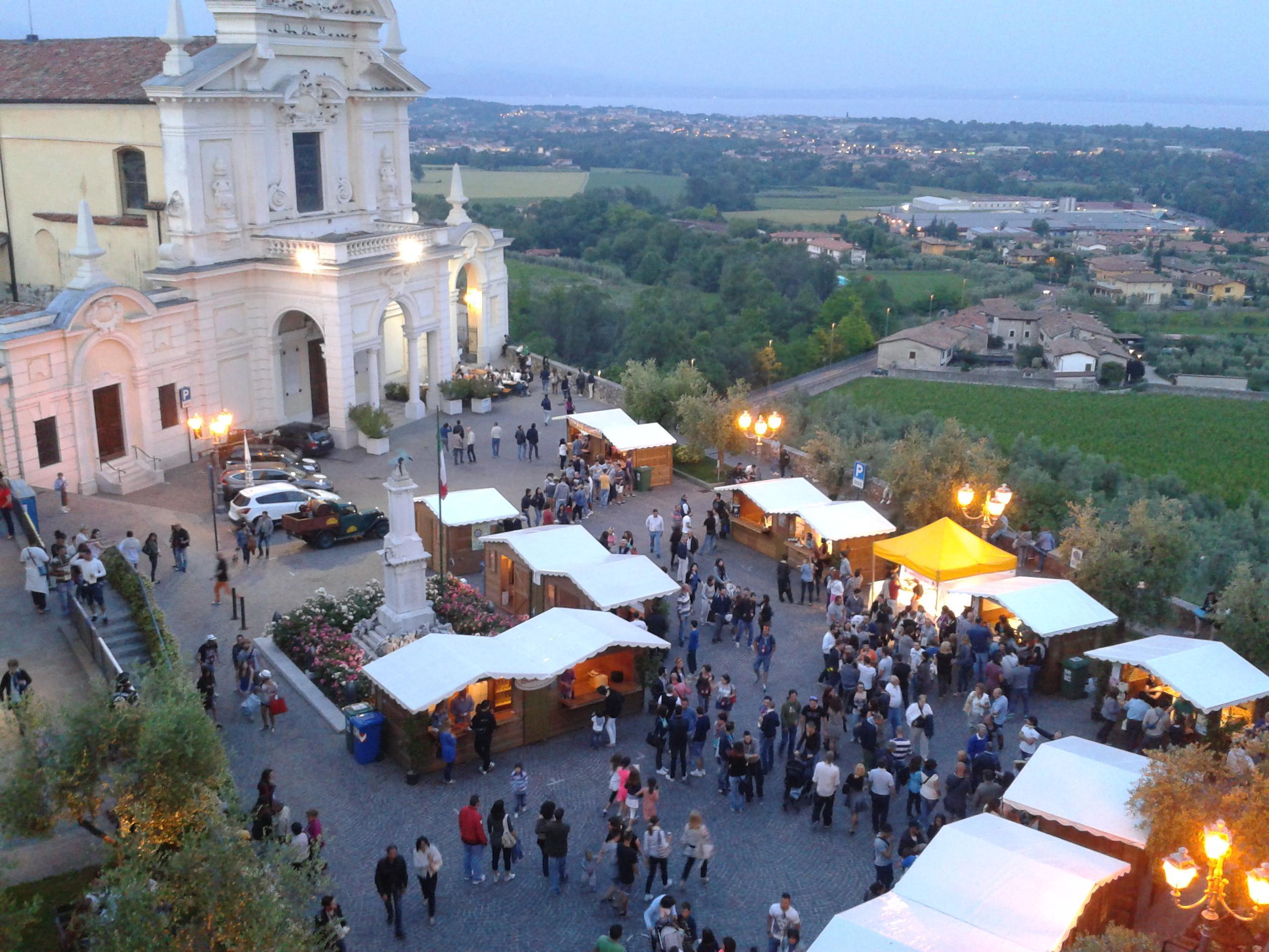 Valtènesi in festa: nel ponte del 2 giugno torna la Fiera del Vino di Polpenazze