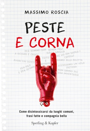 PESTE E CORNA: copertina
