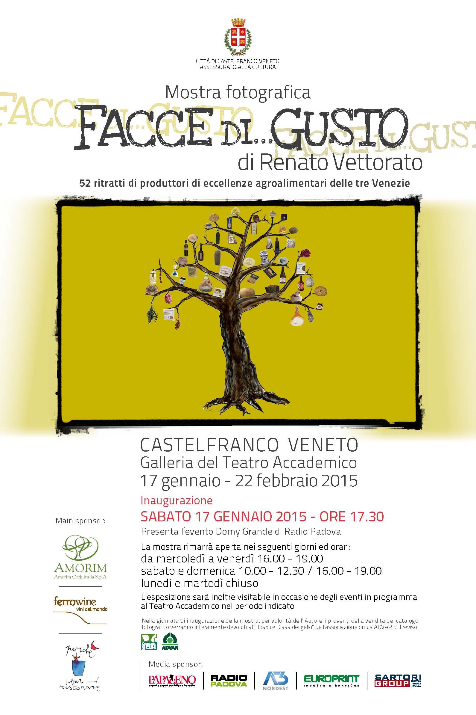 52 ritratti di produttori di eccellenze agroalimentari delle tre Venezie