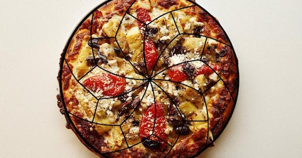 tagliare la pizza 1
