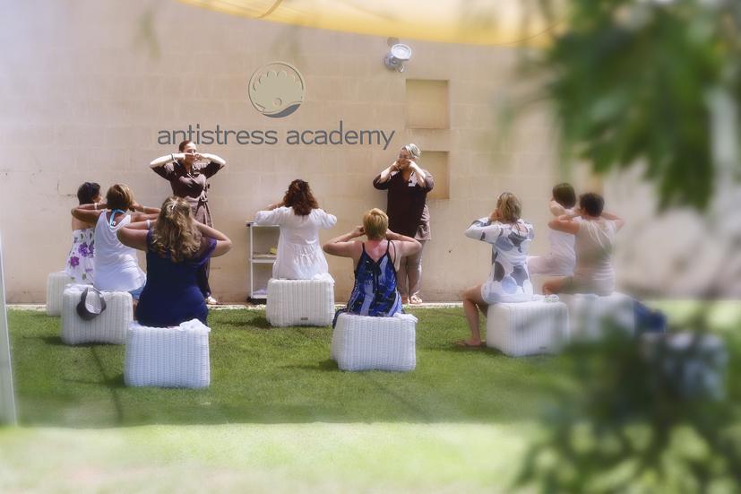 Iberotel Apulia - capitale mondiale dell'antistress