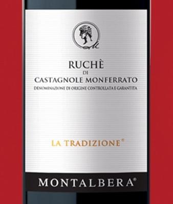 """Ruchè DOCG """"La Tradizione"""" 2015, il primo Ruchè """"Tre Bicchieri"""" Gambero Rosso"""