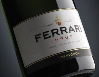 Il Ferrari Brut proclamato migliore Blanc de Blancs del mondo e migliore bollicina italiana