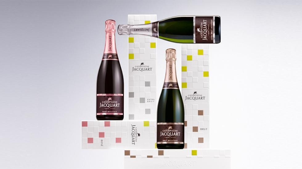 Lo Champagne Jacquart lancia il Signature 5 anni