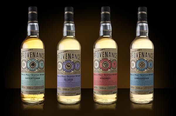 La nuova gamma Single Cask Scotch Whisky