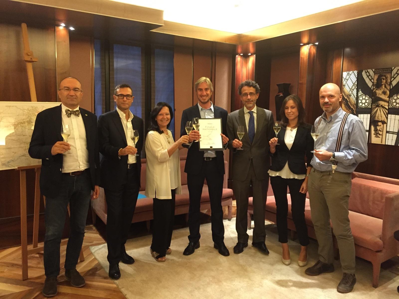 Bernardo Conticelli è l'ambasciatore italiano dello Champagne 2015