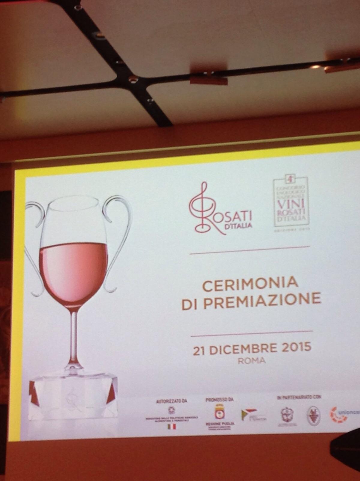 Arriva dai colli di Bergamo il migliore spumante rosé della Lombardia