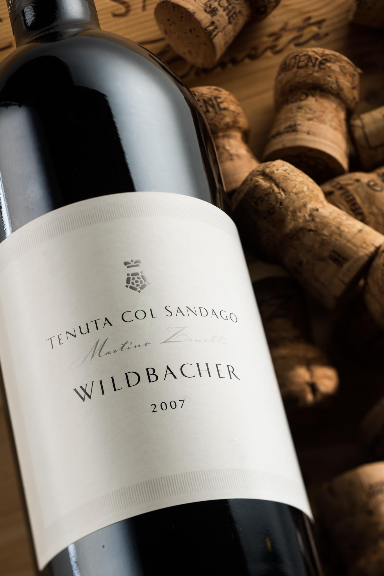 Wildbacher Col Sandago – il gusto prezioso della rarità