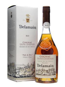 Cognac Delamain X.O. Pale & Dry