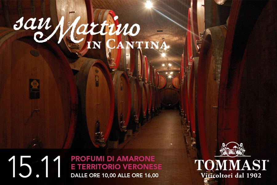 Tommasi - Cantine Aperte a San Martino