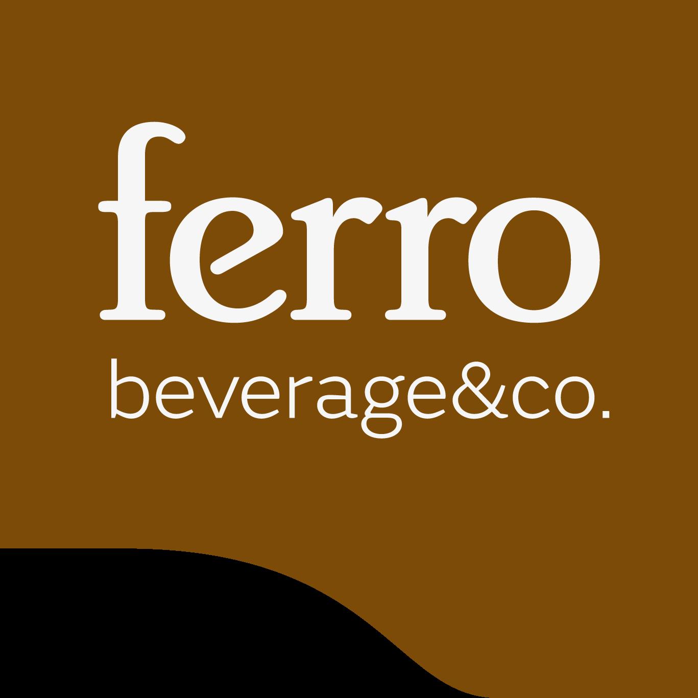 Logo Ferro beverage & co.