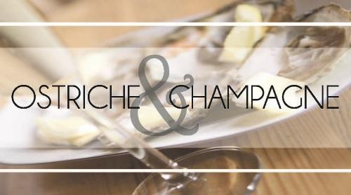 Ostriche e champagne - venerdì 7 ottobre dalle ore 20.30 al Royal Club Torino