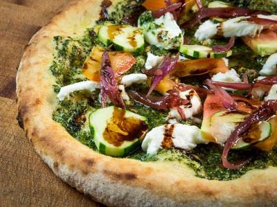 La Cascina dei Sapori, dove la pizza è da degustazione